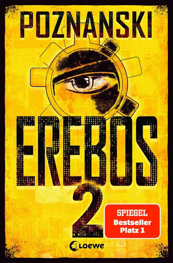 Erebos 2. Limited Edition als Buch
