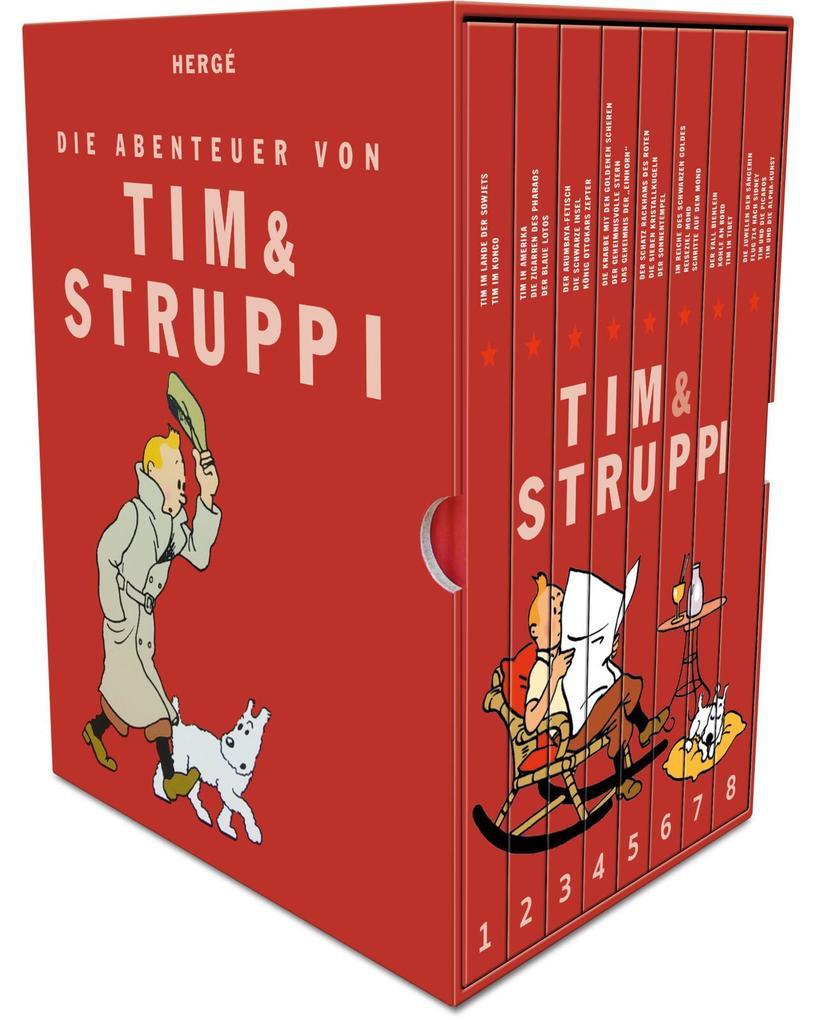 Tim und Struppi: Tim und Struppi Kompaktschuber als Buch