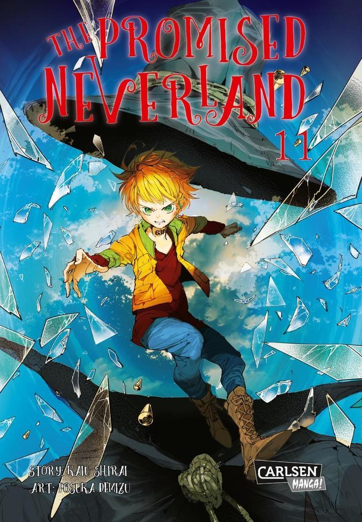 The Promised Neverland 11 als Taschenbuch