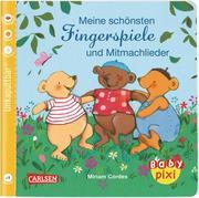 Baby Pixi 72: VE 5 Meine schönsten Fingerspiele und Mitmachlieder (5 Exemplare)