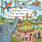 Hör mal: Wimmelbuch: Im Zoo Soundbuch ab 30 Monaten