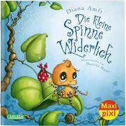 Maxi Pixi 311: VE 5 Die kleine Spinne Widerlich (5 Exemplare)