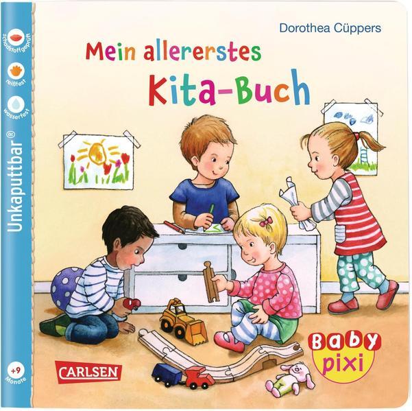 Baby Pixi 70: VE 5 Mein allererstes Kita-Buch (5 Exemplare) als Buch