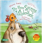 Maxi Pixi 313: VE 5 Die kleine Spinne Widerlich: Ferien auf dem Bauernhof (5 Exemplare)