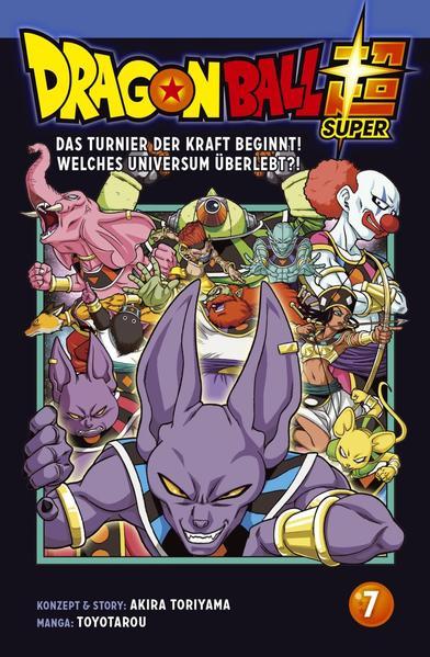 Dragon Ball Super 7 als Taschenbuch