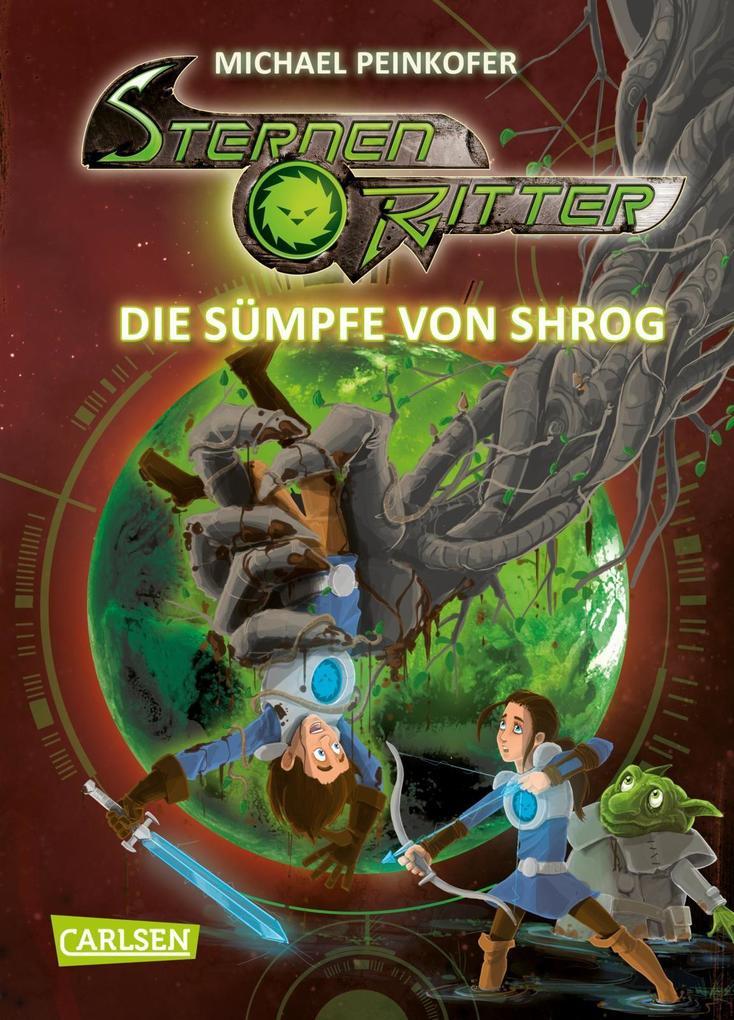 Sternenritter 13: Die Sümpfe von Shrog als Buch