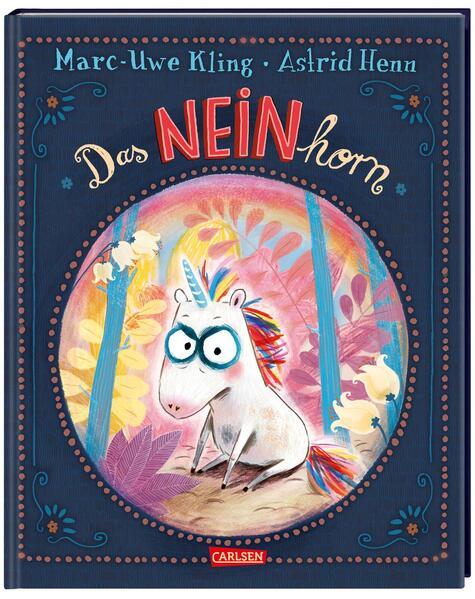 Das NEINhorn als Buch (gebunden)