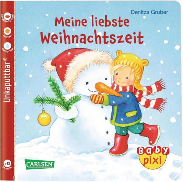 Baby Pixi 77: VE 5 Meine liebste Weihnachtszeit (5 Exemplare) als Buch