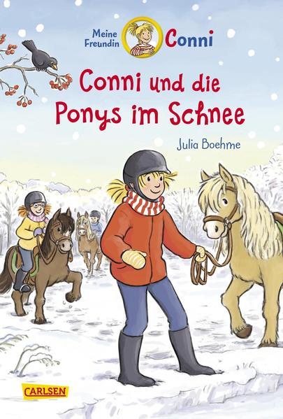 Conni-Erzählbände 34: Conni und die Ponys im Schnee als Buch