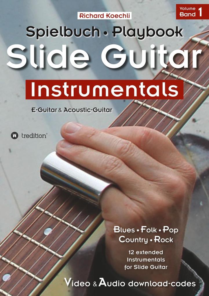 Slide Guitar Instrumentals als Buch