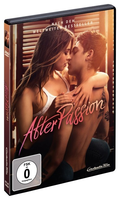 After Passion als DVD