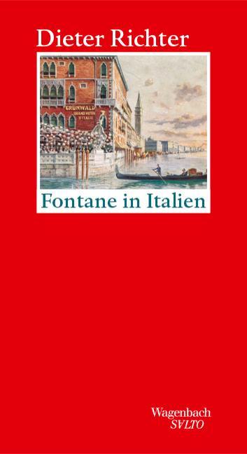 Fontane in Italien als Buch