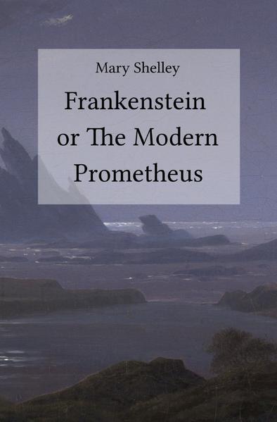 Frankenstein or The Modern Prometheus als Buch (kartoniert)