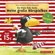 Der kleine Rabe Socke - Meine große Hörspielbox (9 Hörspiele)