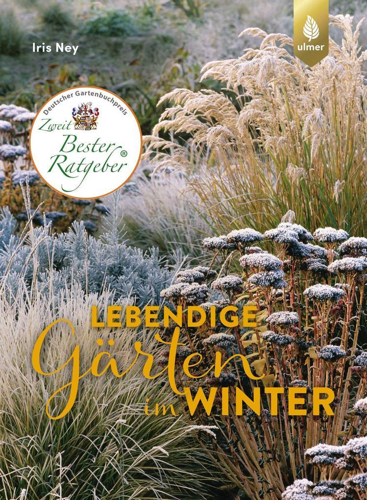 Lebendige Gärten im Winter als Buch