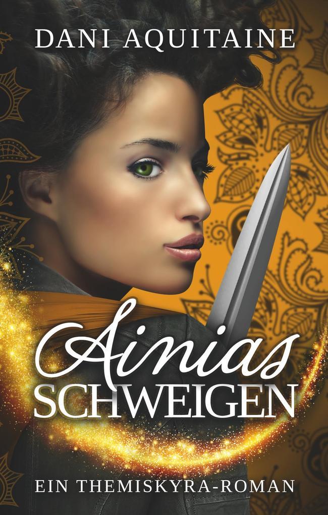 Ainias Schweigen als Buch