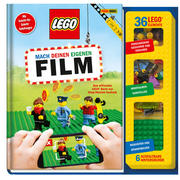 LEGO® Mach deinen eigenen Film: Das offizielle LEGO® Buch zur Stop-Motion-Technik