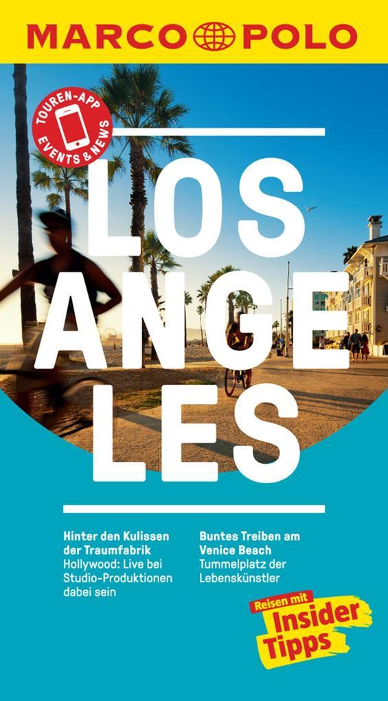 MARCO POLO Reiseführer Los Angeles als eBook epub