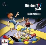 Die drei ??? Kids 71: Tatort Trampolin