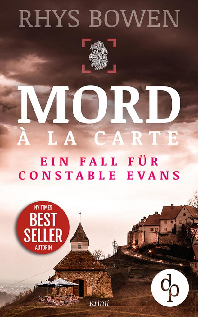 Mord à la Carte als eBook