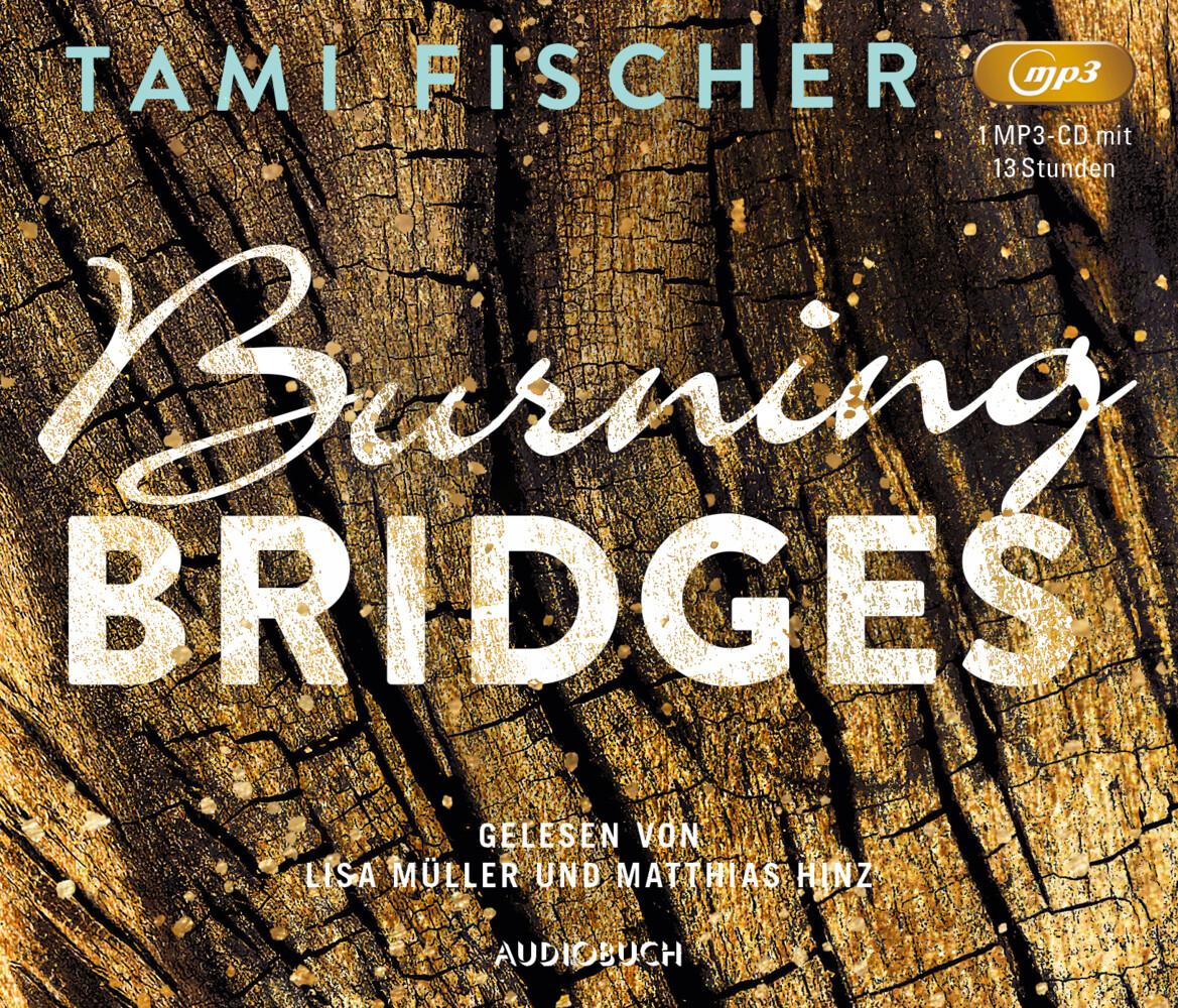 Burning Bridges als Hörbuch CD