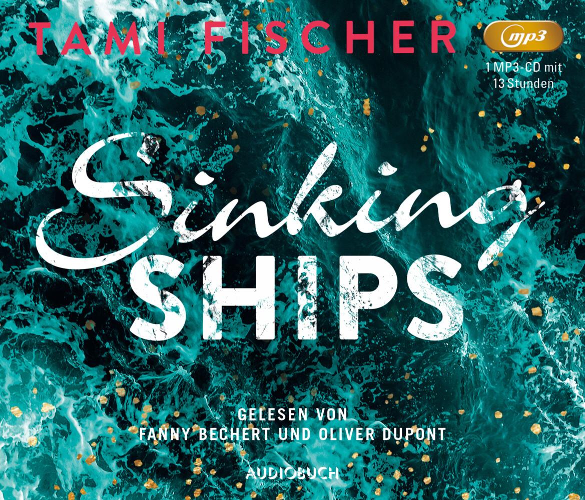 Sinking Ships als Hörbuch CD