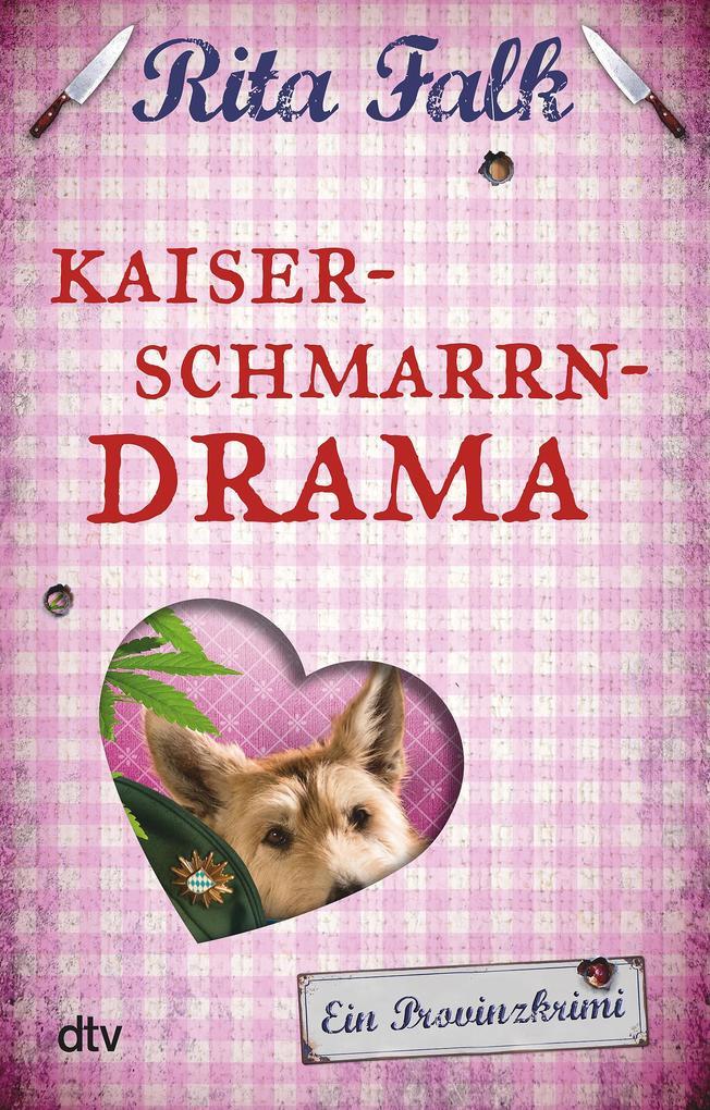 Kaiserschmarrndrama als Buch (gebunden)