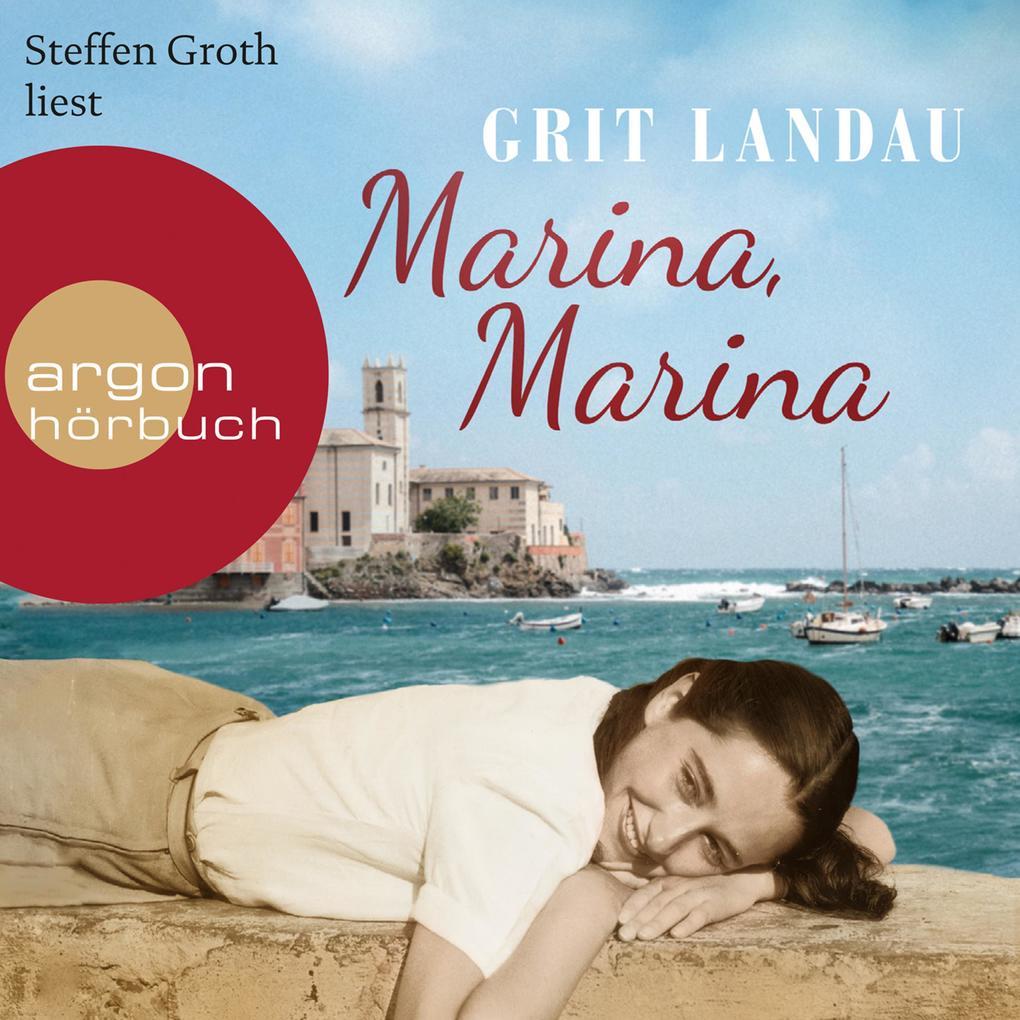 Marina, Marina (Gekürzte Lesung) als Hörbuch Download