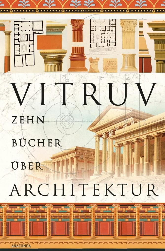 Zehn Bücher über Architektur als Buch (gebunden)