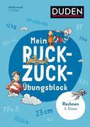 Mein Ruckzuck-Übungsblock Rechnen 3. Klasse