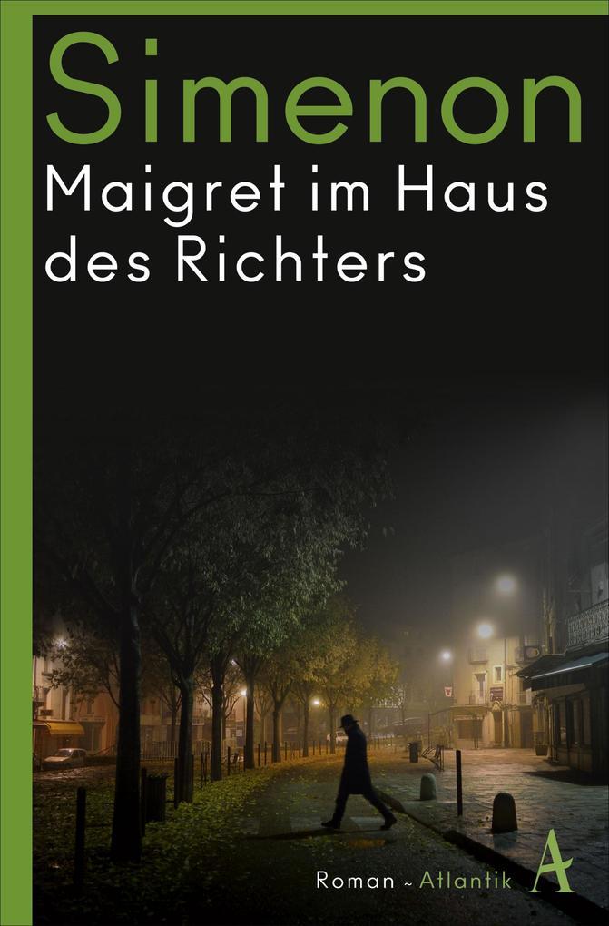 Maigret im Haus des Richters als Taschenbuch