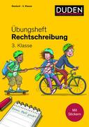 Duden Übungsheft - Rechtschreibung 3.Klasse