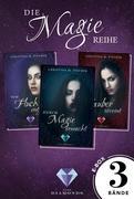 Alle Bände der knisternd-fesselnden »Magie-Reihe« in einer E-Box (Die Magie-Reihe )