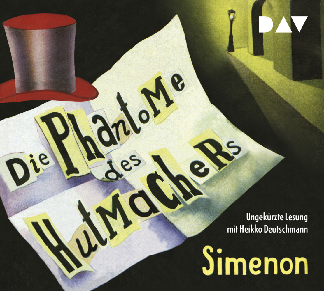 Phantome des Hutmachers im radio-today - Shop