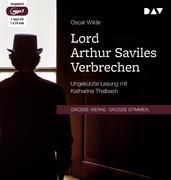 Lord Arthur Saviles Verbrechen