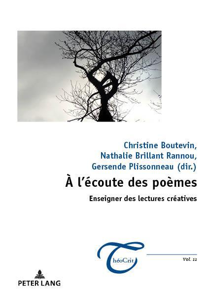 À l'écoute des poèmes : enseigner des lectures créatives als eBook epub