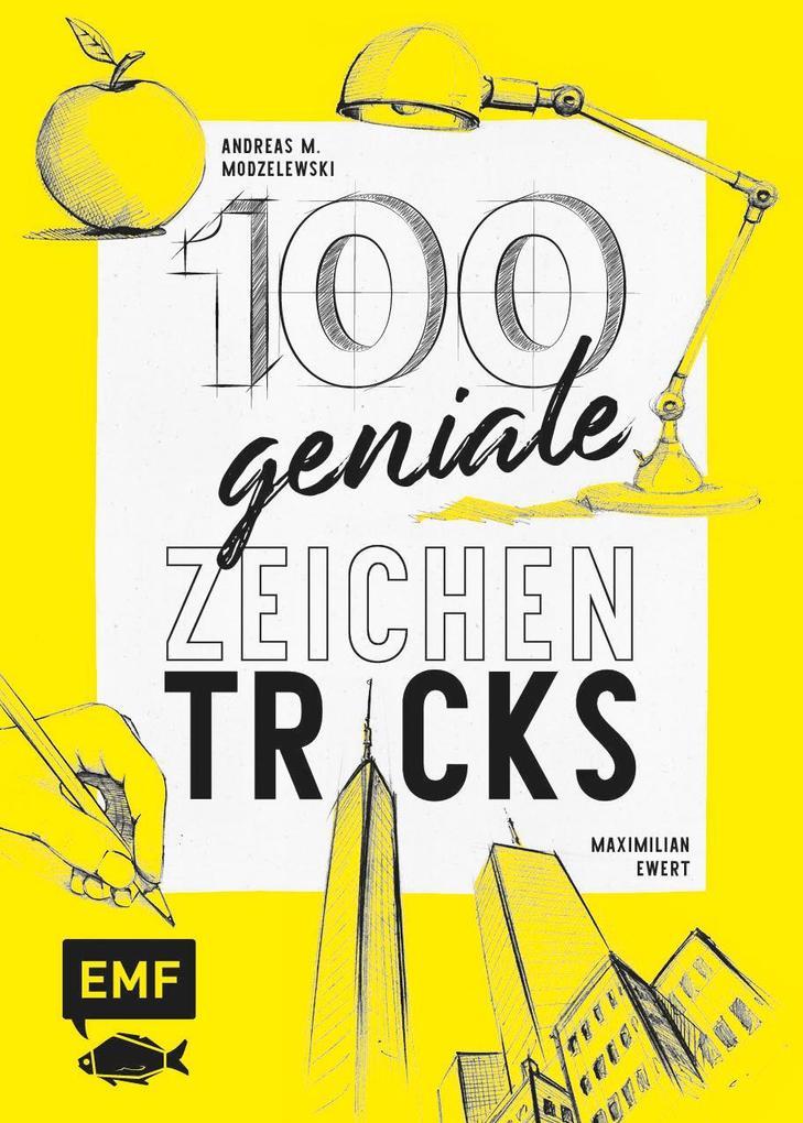 100 geniale Zeichentricks als Buch