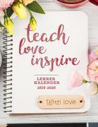 Lehrerplaner 2019-2020 Schulplaner für die Unterrichtsvorbereitung für das neue Schuljahr - Lehrerkalender 2019 - 2020 Ein Planer ideal als Lehrer Geschenk - Kalender, Planer, Timer und Organizer