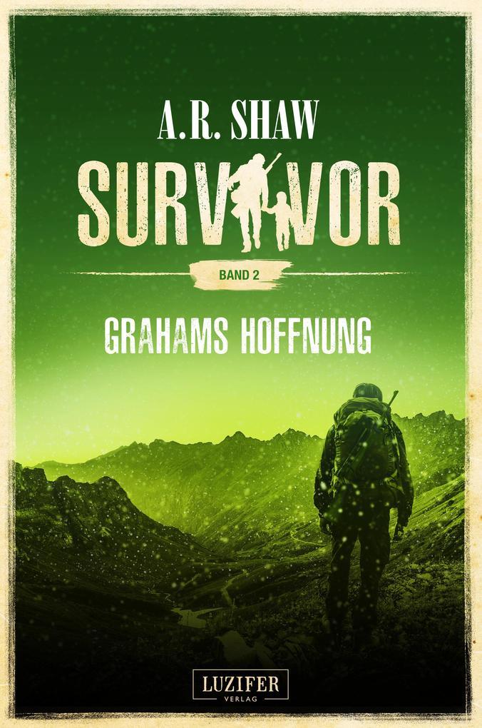 GRAHAMS HOFFNUNG (Survivor 2) als Buch