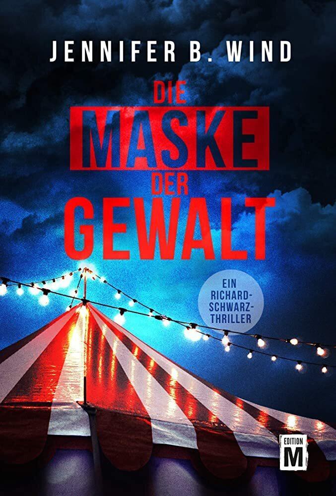 Die Maske der Gewalt als Buch (kartoniert)