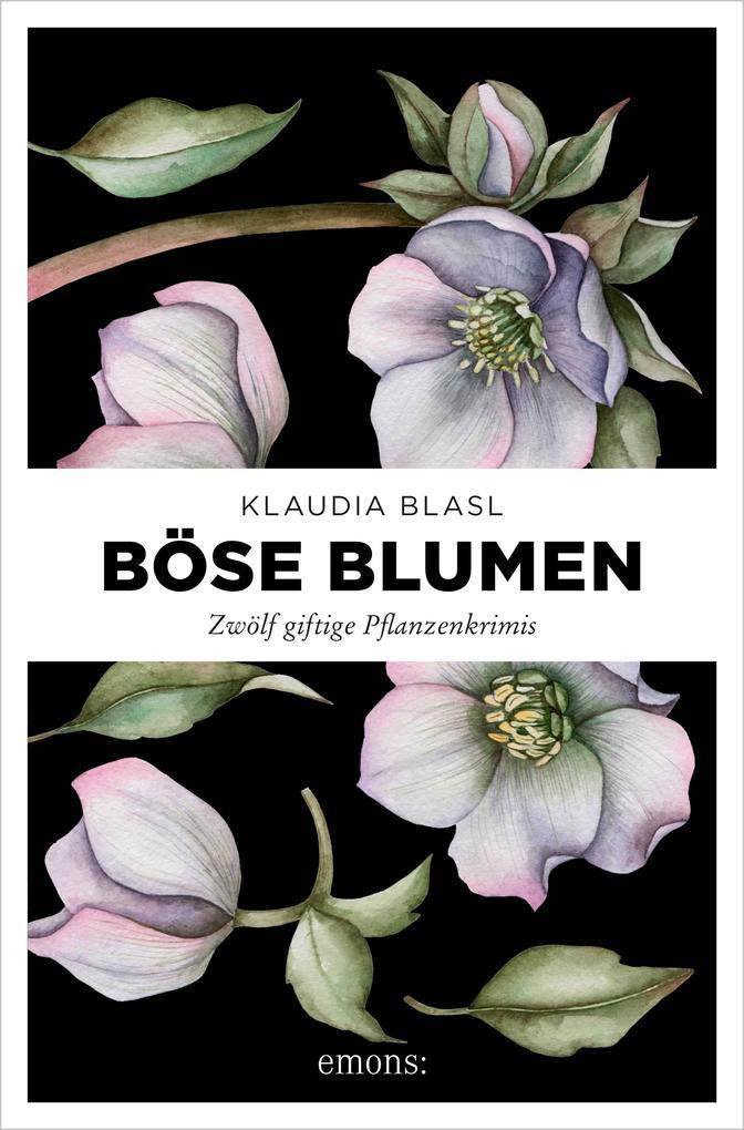 Böse Blumen als eBook