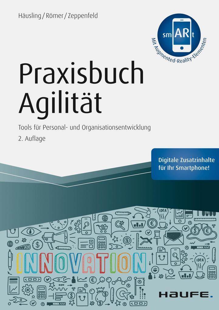 Praxisbuch Agilität - inkl. Augmented-Reality-App als eBook