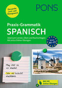PONS Praxis-Grammatik Spanisch