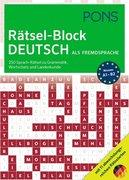 PONS Rätsel-Block Deutsch als Fremdsprache