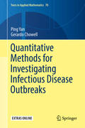 Quantitative Methods for Investigating Infectious Disease Outbreaks