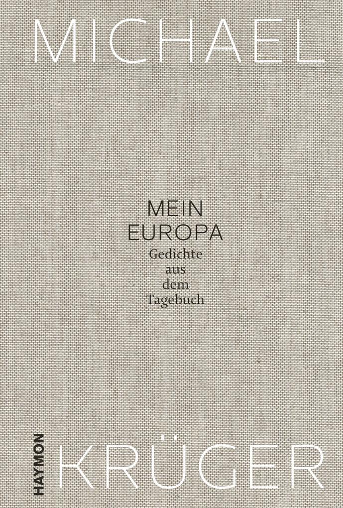 Mein Europa als Buch
