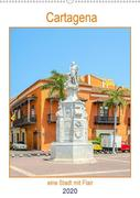 Cartagena - eine Stadt mit Flair (Wandkalender 2020 DIN A2 hoch)