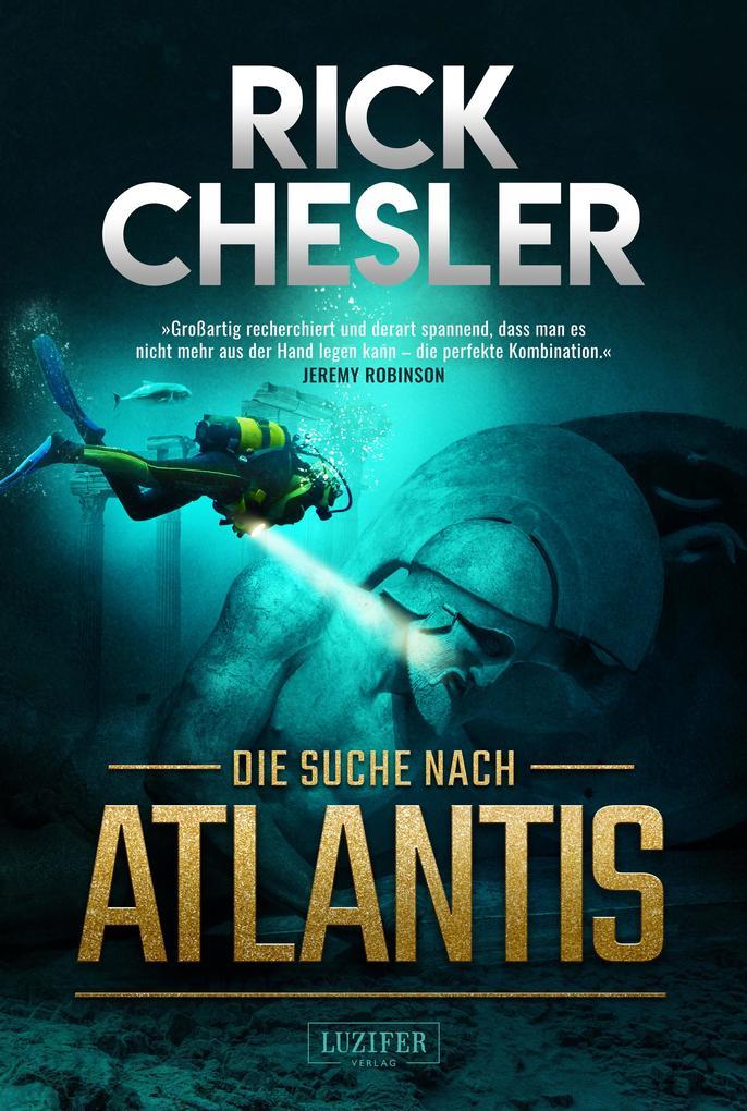 Die Suche nach Atlantis als Buch