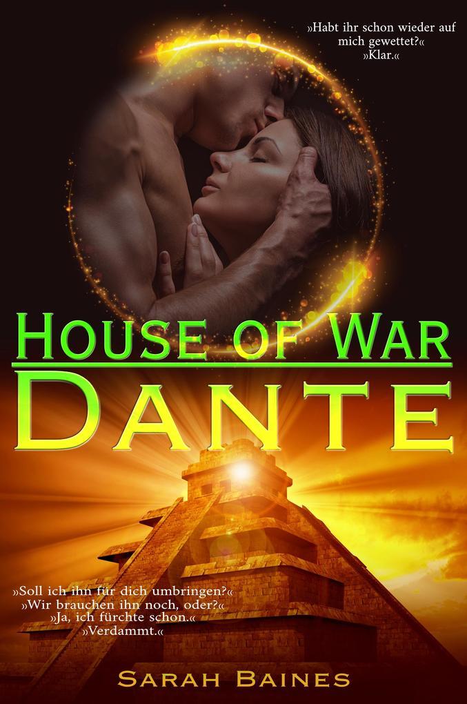House of War: Dante als eBook