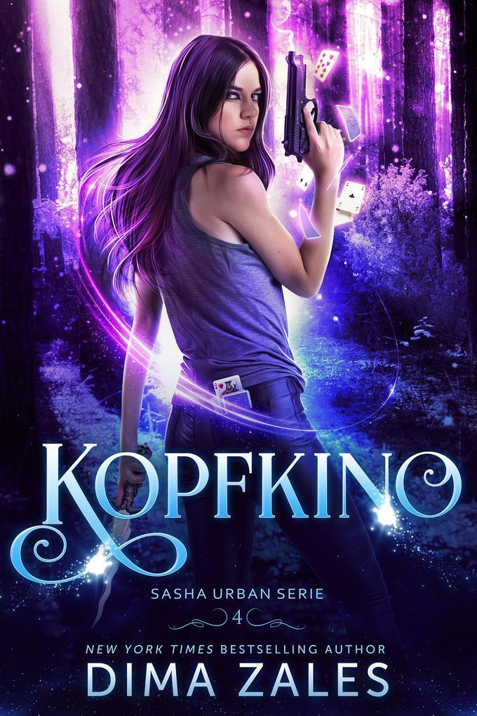 Kopfkino (Sasha Urban Serie: Buch 4) als eBook
